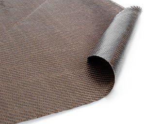 JEGS 70521 Lava Mat Heat Shield