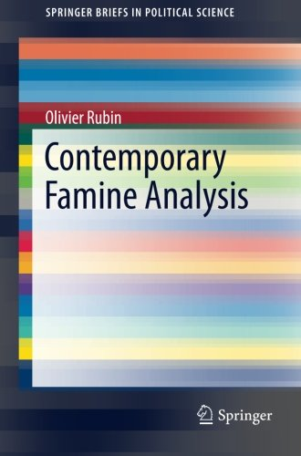 Contemporary Famine Analysis (SpringerBriefs in Political Science)
