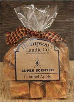 Tarts Apple Candle Caramel - Super Scented Caramel Apple Candle Chunks