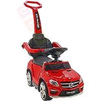 Coche correpasillos infantil, 4 en 1, Mercedes-Benz GL63