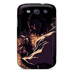 Premium Galaxy S3 Case - Protective Skin - High Quality For Afro Samurai