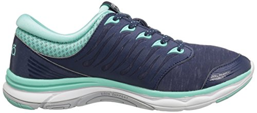 Flora Ryka Women's Mint Walking Shoe Navy 575Zr