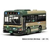いすゞダイキャスト製ミニチュアバス MINIATUREBUS ISUZUエルガ 西武バス A3-945号車 【限定3000個】