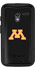 Coveroo Commuter Series Cell Phone Case for Moto X - Retail Packaging - Minnesota Yellow