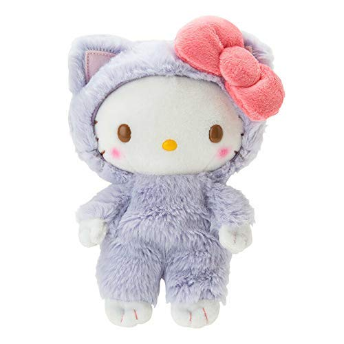Hello Kitty Plush toy Furry Kitten Collection Japan Special Edition 7