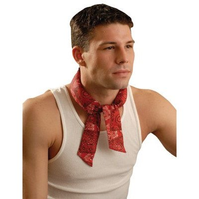 MiraCool® Bandanas - miracool bandana big flames [Set of 10]