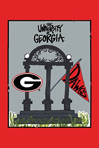(Collegiate Garden Flag (UGA Campus))