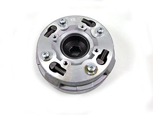 17T dientes Semi automático Asamblea de embrague con accesorios + embrague Hub llave herramienta para 110 cc 125 cc 135 cc ATV Quad Go Kart Dirt Bike Taotao ...