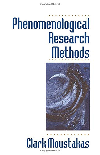 Phenomenological Research Methods  NULL