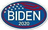 "biden, 2020, oval, I Make Decals ®, bumper, sticker, joe, bumper sticker, 3""x5"""