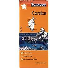Corsica Regional Map MH528 1:200K