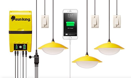 Sun King Led Solar Light