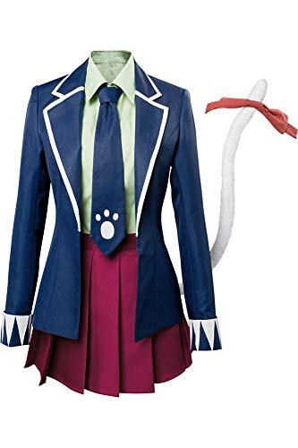 Wecos Fairy Tail Carla Costume Final Season Human