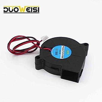 Amazon.com: GIMAX DuoWeiSi - Ventilador para impresora 3D ...