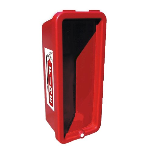 CATO 12053 Red Plastic Replacement Body for Cato Chief 105-20 Fire Extinguisher Cabinets