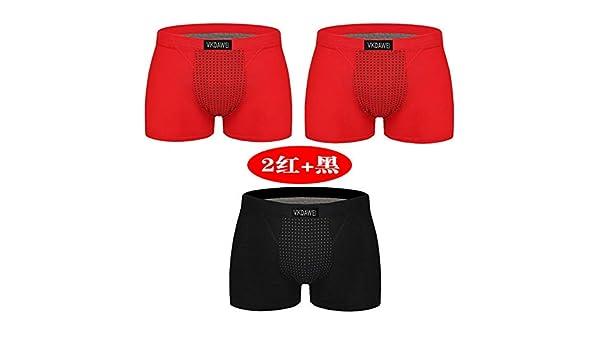 WXNLEAI Pantalones Wei británicos versión mejorada de la ropa interior de la salud del masaje del imán para hombres aumento de gran tamaño, XXXL, ...