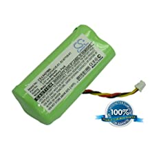 Battery2go Ni-MH BATTERY Pack Fits Symbol LS4278, 82-67705-01, BTRY-LS42RAAOE-01