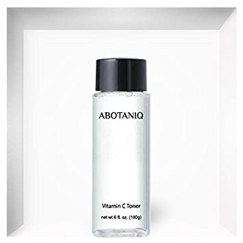 Vitamin C Toner For all skin types. Advanced Anti Aging Formula with Vitamin C.