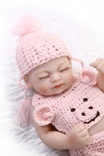 Maide Mini 10 Inch Real Life Cute Dreamer Newborn Baby