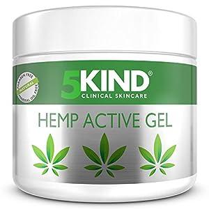Gel actif pour soulager articulations & muscles – Formule à l'huile de cannabis hautement efficace et riche en extraits…