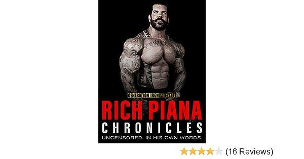 Amazon com: Watch Rich Piana Chronicles | Prime Video