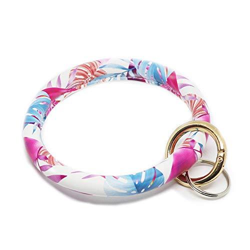 (Zhaoyun Bracelet Key Ring Chain,Bangle O Key Ring)