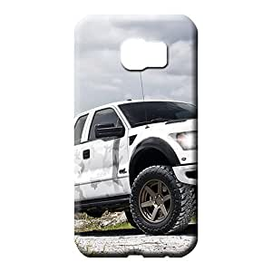 samsung galaxy s6 mobile phone covers Phone covers High Grade white ford raptor