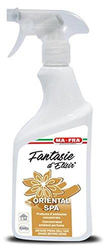 PROFUMO D'AMBIENTE CONCENTRATO MA-FRA FANTASIE DI ELISIR ORIENTAL SPA 500 ML