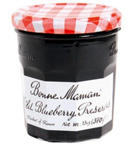 bonne maman blueberry preserves