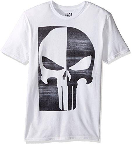 Marvel Punisher Sleeve Graphic T Shirt product image