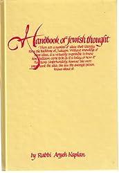 The Handbook of Jewish Thought, Volume 1