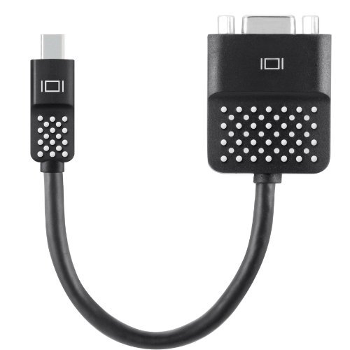 (Belkin Mini Displayport to VGA Adapter (F2CD028bt))