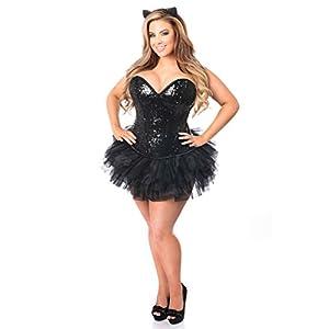 c4d421a93c1 Women s Plus-Size White Bunny Corset Costume (Daisy Corsets).  129.99.  Halloween Costumes