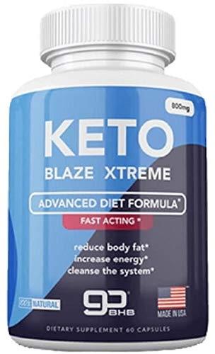 Keto Blaze Xtreme [Shocking Reviews] – Safe, Gentle & Effective Weight Loss Formula!