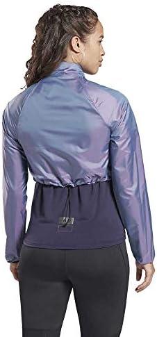 Reebok Womens Osr Nr Convert Jacket