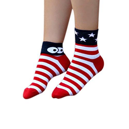 Medium Eyelet Assortment (Women Socks, Fashion Unique Women Girls Cartoon Cute Animal Cotton Warm Socks)