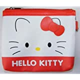 "Hello Kitty 3.5""x4.5"" Zipper Cosmetic Bag, Clearance!"