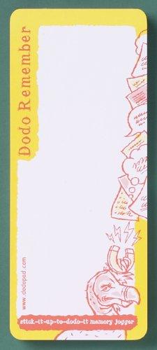 Dodo Magnetic Fridge Pad PDF