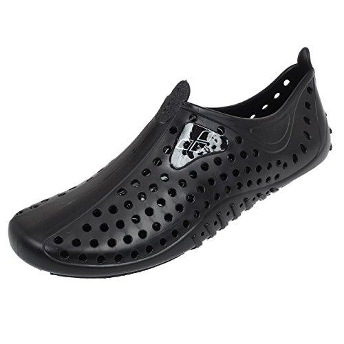 39 2 Sports Transparent Badeschuhe Noir Aquatiques Sharm 050 de Adulte EU Black Chaussures Mixte Arena qwXAxHvw