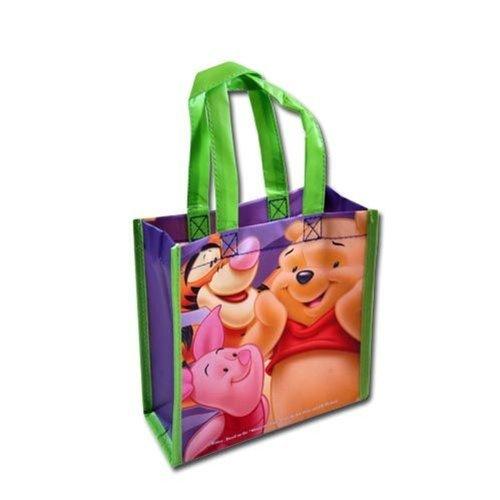 Disney Winnie the Pooh and Friends Non-Woven Reusable Mini Tote Bag