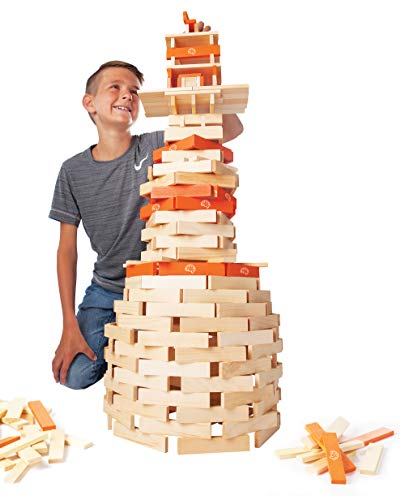 Fat Brain Toys Timber Planks 300 Piece Set -