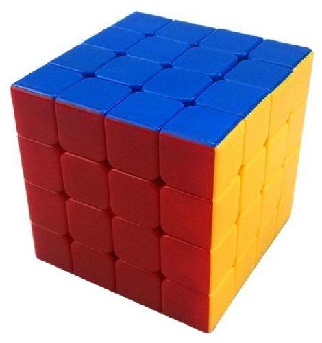 MoYu New Aosu Structure 4x4 Stickerless Speed Cube