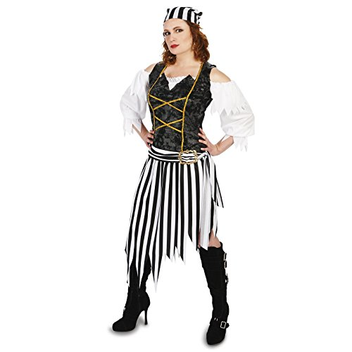 [Pirate Princess Adult Costume S] (Adult Sailor Captain Costumes)