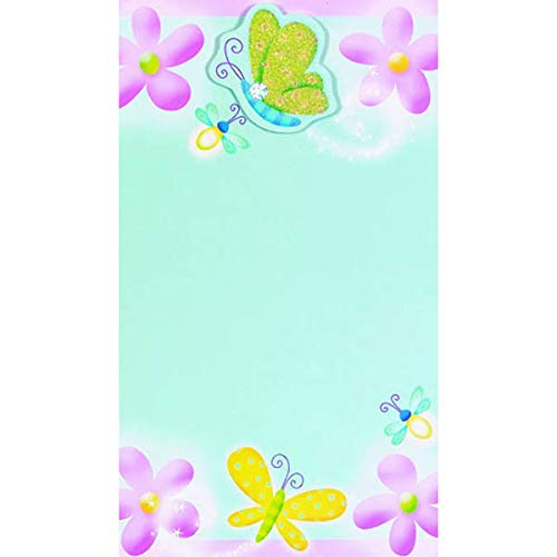 Dazzling Butterflies Imprintable Invitations | Party Supply |