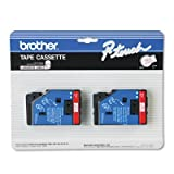 Brother Industries, Ltd - Brother Tc Laminated Tape Cartridge For P-Touch Printer - 0.50quot; Width X