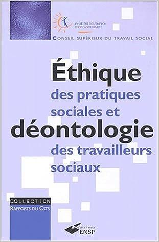 Ethique des pratiques