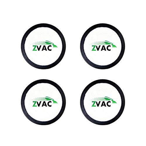 ZVac 4 Dyson DC17 Filter Generic Part Replaces Part Numbers F974, 911236-01, 974 Fits: All-Floors, Multi-Floor, Red, Animal Dyson. by ZVac