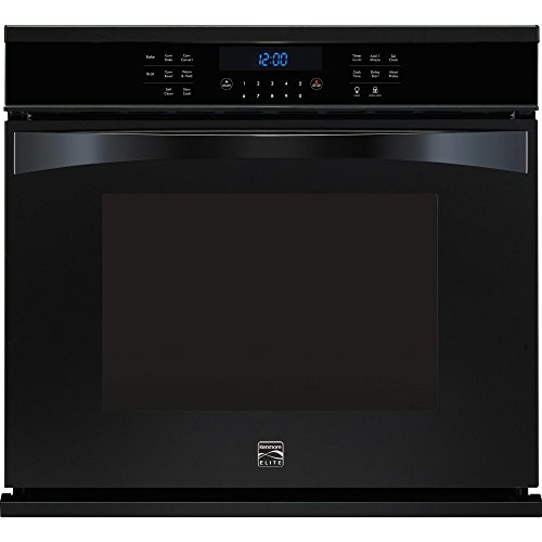 """Kenmore Elite 48359 30"""" Electric Single Wall Oven with True"""