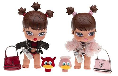 MGA Bratz Babyz: Twinz Roxxi and Phoebe (Bratz Baby Dolls)