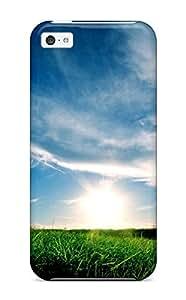 Dixie Delling Meier's Shop Case Cover, Fashionable Iphone 5c Case - Grass 7505968K94505915